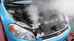 Superaquecimento do motor
